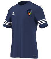 adidas County Ireland Entrada 14 Tee - Youth - Navy