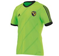 adidas County Wexford GAA Tabela 14 Tee - Youth - Macaw/Black
