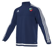 adidas County Mayo Tiro 15 Quarter Zip - Youth - Navy