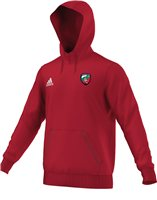 adidas County Mayo Core 15 Hoodie - Youth- Red