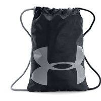 Under Armour Ozsee Gym Sackpack - Black/Steel