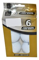 Srixon Second Chance Premium Grade A Golf Lake Balls - 6 Pack
