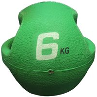 Precision Training Twin Handle Medicine Ball 6kg