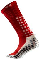 Trusox Mid-Calf Cushion Socks 1 Pair - Adult - Red
