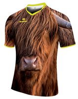 Mc Keever Dont Touch The Hair Ploughing Championships Jersey - Adult