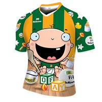 Mc Keever Offaly Baby GAA GAA Jersey - Infants