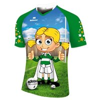 Mc Keever Fermanagh GAA Future All Star Jersey - Girls
