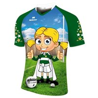 Mc Keever Limerick GAA Future All Star Jersey - Girls