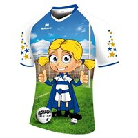 Mc Keever Waterford GAA Future All Star Jersey - Girls