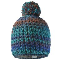 Red Hot Torino Woolly Hat - Adult - Green/Blue