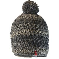 Red Hot Torino Woolly Hat - Adult - Grey