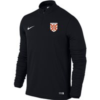 Nike Club Clann Eireann Academy 16 Midlayer - Youth - Black/White