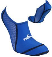 SwimTech Swimming Pool Sock - Junior - Blue