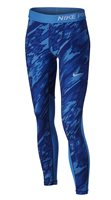 Nike Pro Cool Tights - Girls - Photo Blue