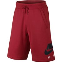 Nike Sportswear Short - Mens - University Red/Black