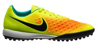 Nike Magista Onda II Turf Football Boots - Adult - Volt/Total Orange/Clear Jade/Black