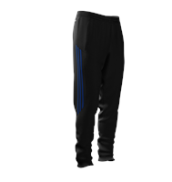 adidas Mi Mi Team 14 Plain Training Skinny Pants - Adult - Black/Cobalt