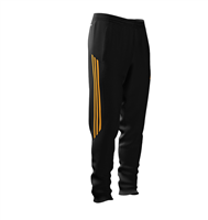 adidas Mi Mi Team 14 Plain Training Skinny Pants - Youth - Black/Collegiate Gold