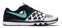 Nike Train Speed 4 Training Shoes - Mens - White/Black/Hyper Jade