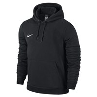 Nike Team Plain Hoodie (Adult) - Black