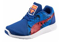 Puma ST Evo Superman JR Trainers - Boys - Limoges/High Risk Red