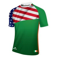 Mc Keever Irish American Heritage Jersey - Youth - Green