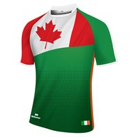 Mc Keever Irish Canadian Heritage Jersey - Youth - Green