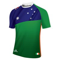 Mc Keever Irish Australian Heritage Jersey - Womens - Green