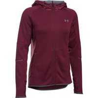 Under Armour Storm Swacket Full Zip Hoodie - Womens - Maroon