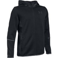 Under Armour Storm Swacket Full Zip Hoodie - Boys - Black