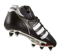 adidas Kaiser 5 Cup SG Football Boots - Adult - Black/White