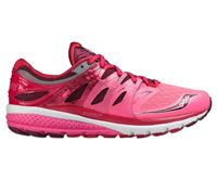 Saucony Zealot ISO 2 Running Shoes - Womens - Pink/Berry
