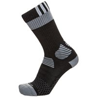 adidas ID Comfort Football Socks - Mens - Black/White/Grey