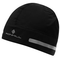 Ronhill Radiance Running Beanie - Black/Reflect