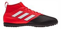 adidas Ace 17.3 Primemesh Turf Football Boots - Adult - Red/Footwear White/Core Black