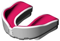 Makura Ignis Pro Gum Shield - Youth - White/Pink
