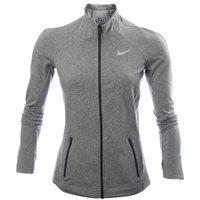 Nike Performance Training Jacket - Womens - Dark Grey/White