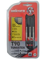 Unicorn T90 Slimline Case 90% Tungsten 22 Gram Dart Set