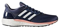 adidas Supernova Running Shoes - Womens - Midnight Grey/White/Still Breeze