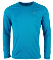 Pro Touch Morgan II UX Long Sleeve Tee - Mens - Blue