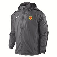 Nike Donegal Storm Fit Rain Jacket (Adult) - Grey