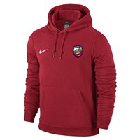 Nike County Mayo GAA Team Hoodie (Adult) - Red
