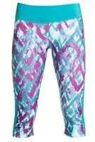 Saucony Scoot Mini Capri Tights - Womens - Barbados