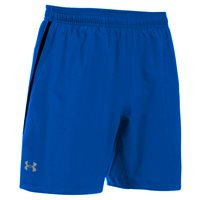 Under Armour Launch 2-in-1 Shorts - Mens - Blue Marker