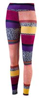 Puma All Eyes On Me Tights - Womens - Orange/Clownfish