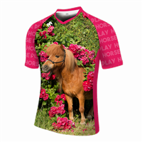 Mc Keever Horseplay Show Jersey - Womens