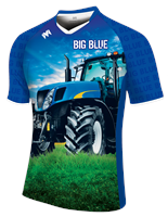 Mc Keever Big Blue Show Jersey - Youth
