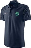 Nike County Fermanagh GAA Supporters Polo (Adult) - Navy