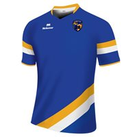 Mc Keever Longford GAA Jersey (Youth) - Royal