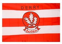 The GAA Store Derry County GAA Flags